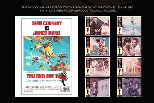 Movie Memorabilia Specialists - The Monster Company - James Bond 007