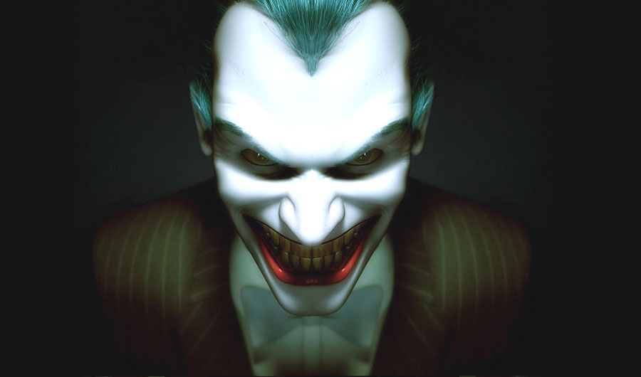 Kết quả hình ảnh cho joker alex ross