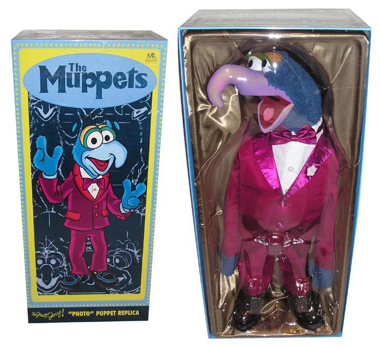 Movie Memorabilia Specialists - The Monster Company - Gonzo