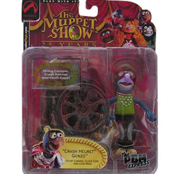 Gonzo Crash Helmet Exclusive From The Muppet Show By Jim / Brian Henson