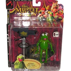 Kermit The Frog From Jim Henson's The Muppet Show Series 1 Figure From Palisades