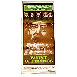 Burnt Offerings Horror Movie Cinema Poster