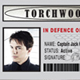 Captain Jack Harkness Identification Badge From The Television Series Torchwood